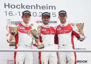Audi Sport TT Cup Finale Hockenheim 2015