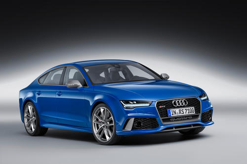 Audi RS 7 Sportback performance