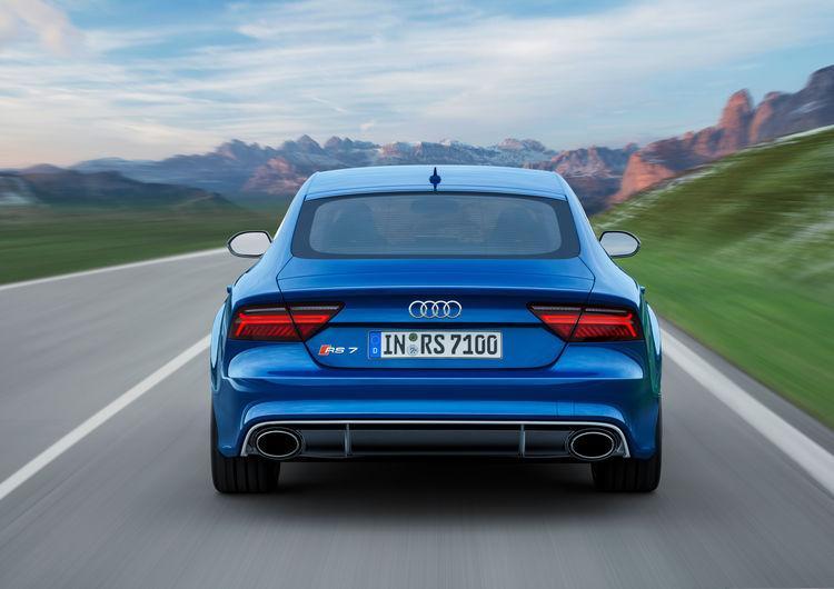 Audi RS 7 Sportback performance