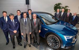 Dritte Audi Betriebsversammlung des Jahres am Standort Neckarsulm: