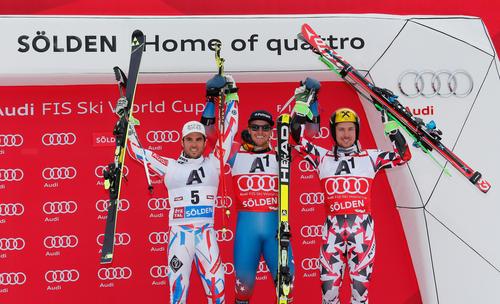 Audi FIS Ski Weltcup 2015/16 Sölden