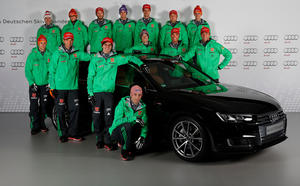 Vehicle handover German Ski Federation (DSV)