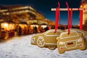 Audi Piazza - Sozialer Weihnachtsmarkt