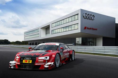 Teuflisch starker Partner für Audi Sport