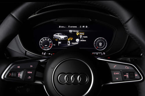Neue Sound-Dimension im Audi TT