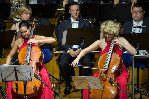 Audi Bläserphilharmonie Benefizkonzert 2015