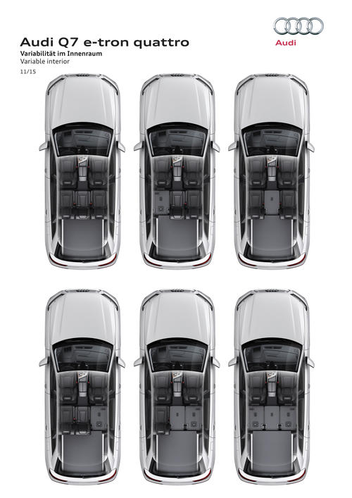 Audi Q7 e-tron TDI quattro
