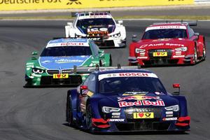 Audi startet mit großen Zielen in die zweite DTM-Halbzeit