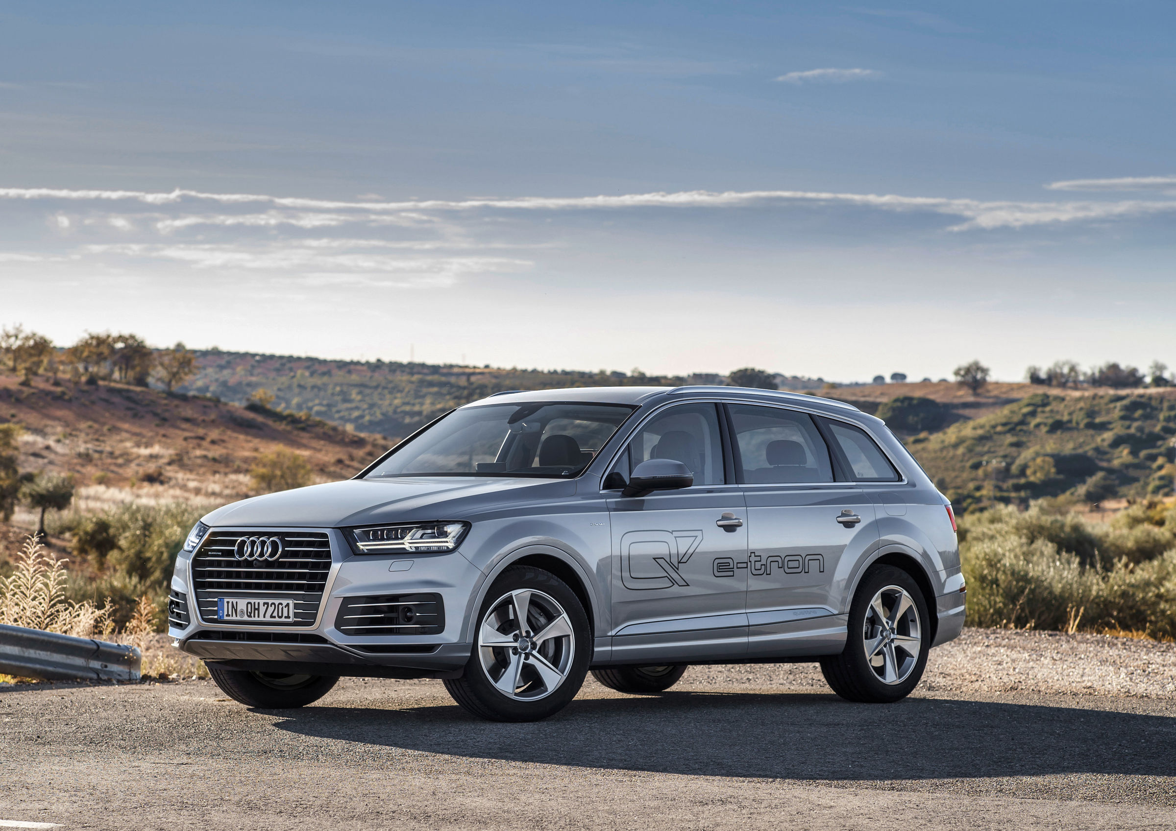 The Audi Q E Tron TDI Quattro New SUV Expands Portfolio Of - Audi q7 tdi