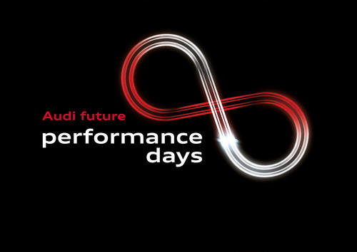 Audi future performance days 2015