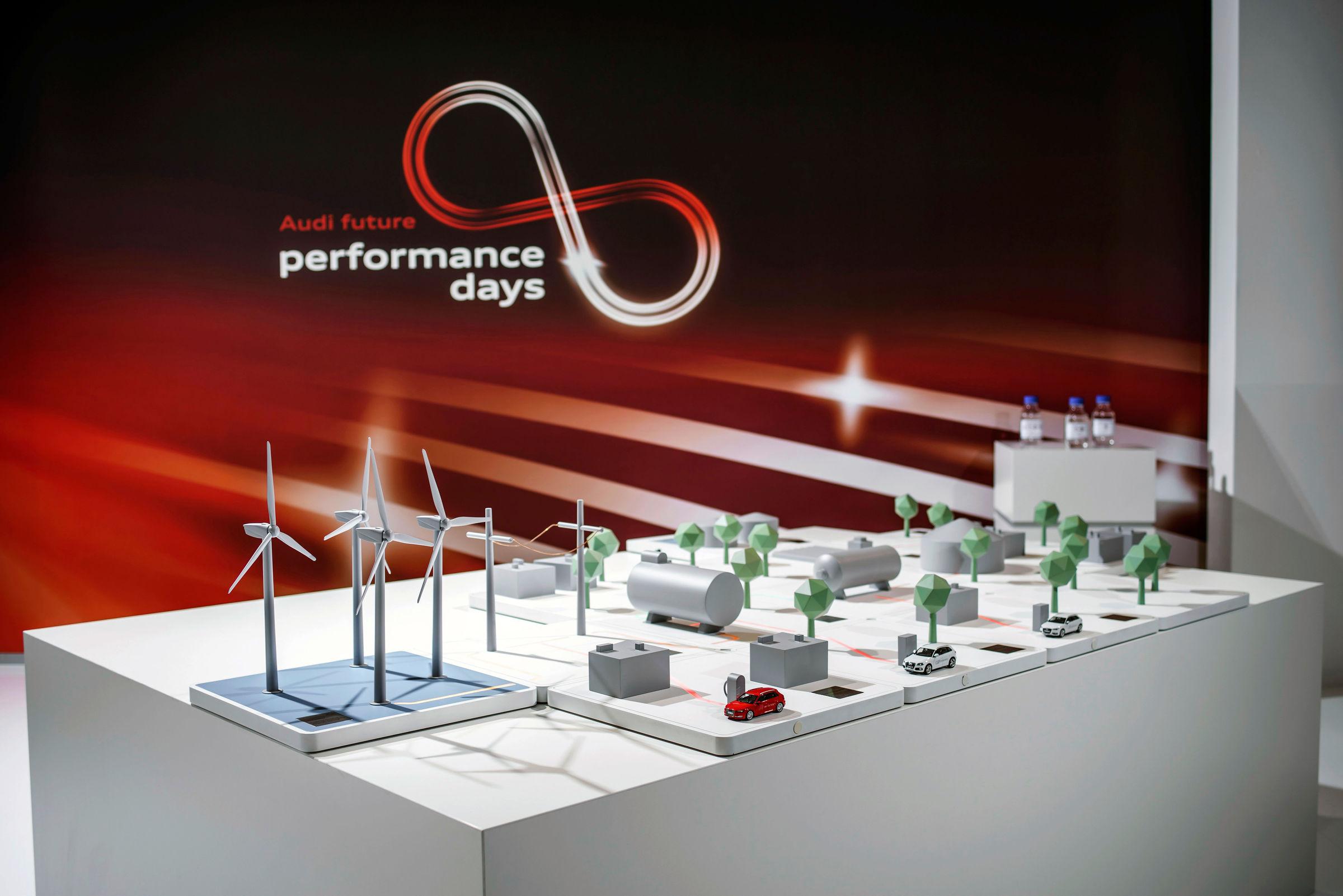 Audi future performance days