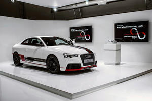 Audi future performance days