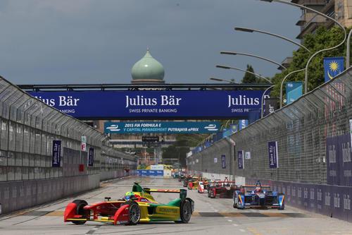 Lucas di Grassi gewinnt bei Formel E in Malaysia