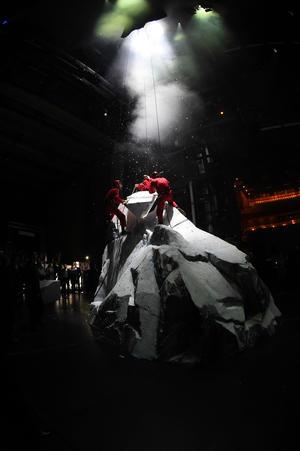 22. Festliche Operngala für die Deutsche AIDS-Stiftung in der Deutschen Oper Berlin, 07.11.2015