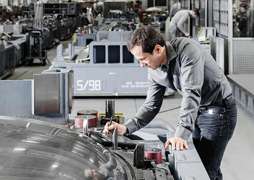 """Audi shows toolmaking innovations at the """"formnext"""" trade fair"""