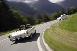 """The sky's the limit"": Audi displays convertibles at Techno Classica"