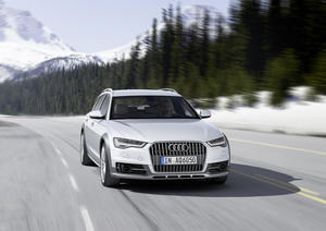 Audi continues sales growth in October