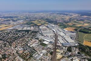 Audi site Ingolstadt: