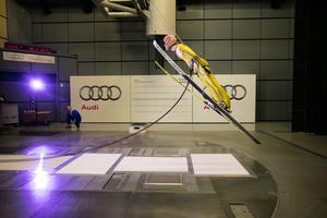 Team ski jumping, Men