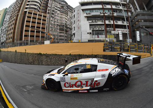 FIA GT World Cup 2015