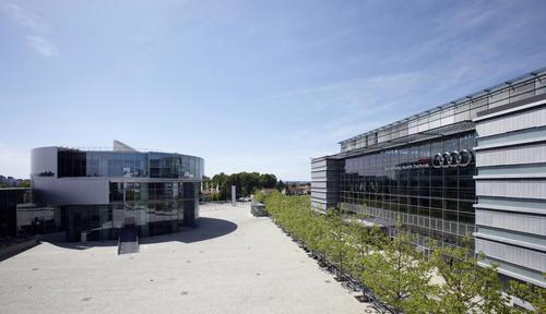Audi Unternehmensnachricht