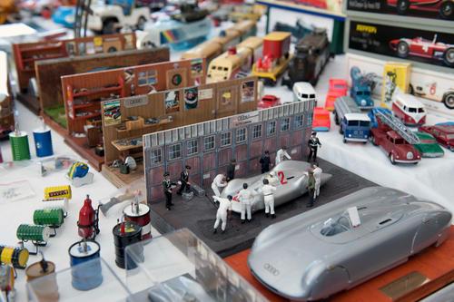 Model car fair 2015