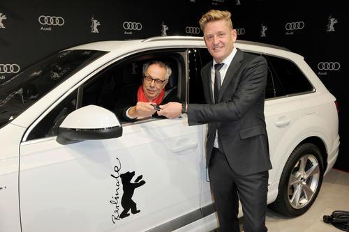 Audi verlängert die Partnerschaft mit den Internationalen Filmfestspielen Berlin
