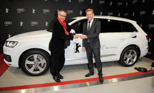 Audi extends partnership with the Berlin International Film Festival.