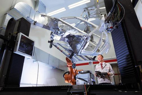 Audi untersucht Schädel aus Jungsteinzeit
