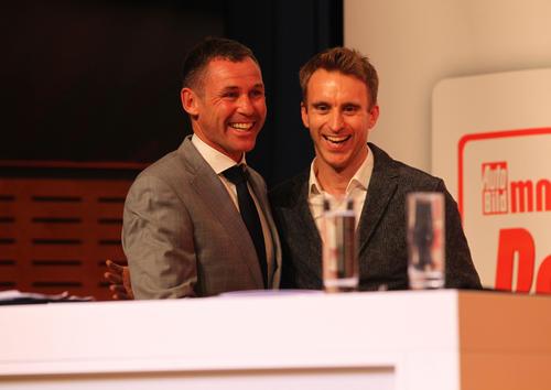 Tom Kristensen - AutoBild motorsport awards
