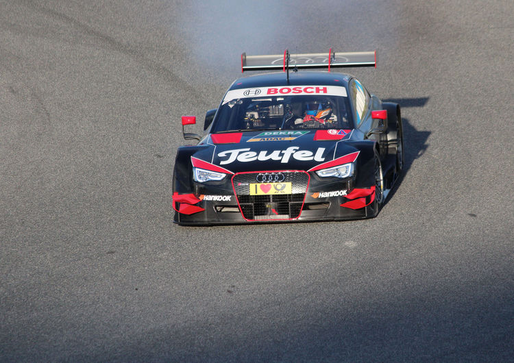 DTM Young Driver Test 2015 Jerez