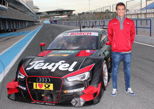 DTM Young Driver Test 2015 Jerez