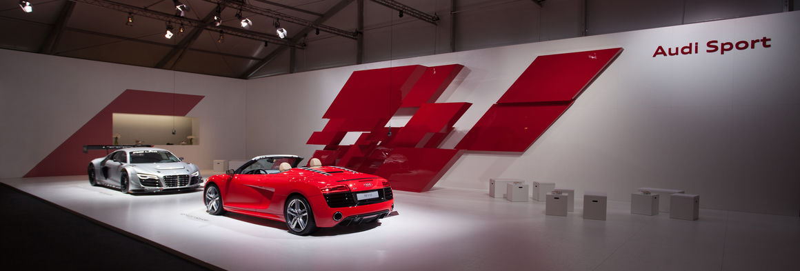 Audi at Design Miami/ 2013