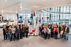 Weihnachtsspende vom Audi-Standort Neckarsulm