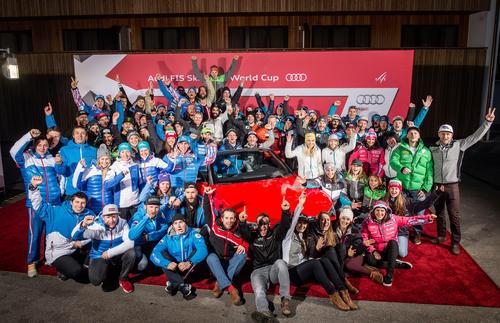 Audi FIS Ski Cross Weltcup 2015/2016