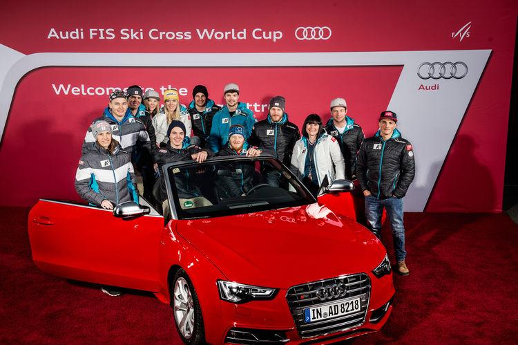 2015/2016 Audi FIS Ski Cross World Cup