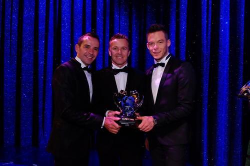 FIA prize giving ceremony