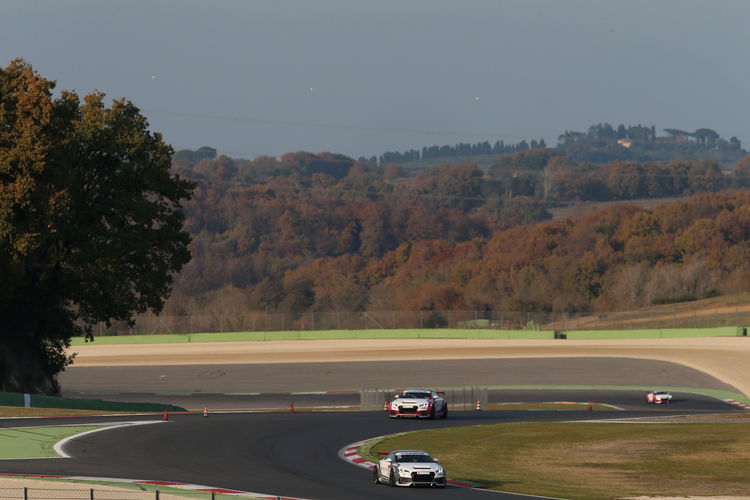 Audi Sport TT Cup, Vallelunga