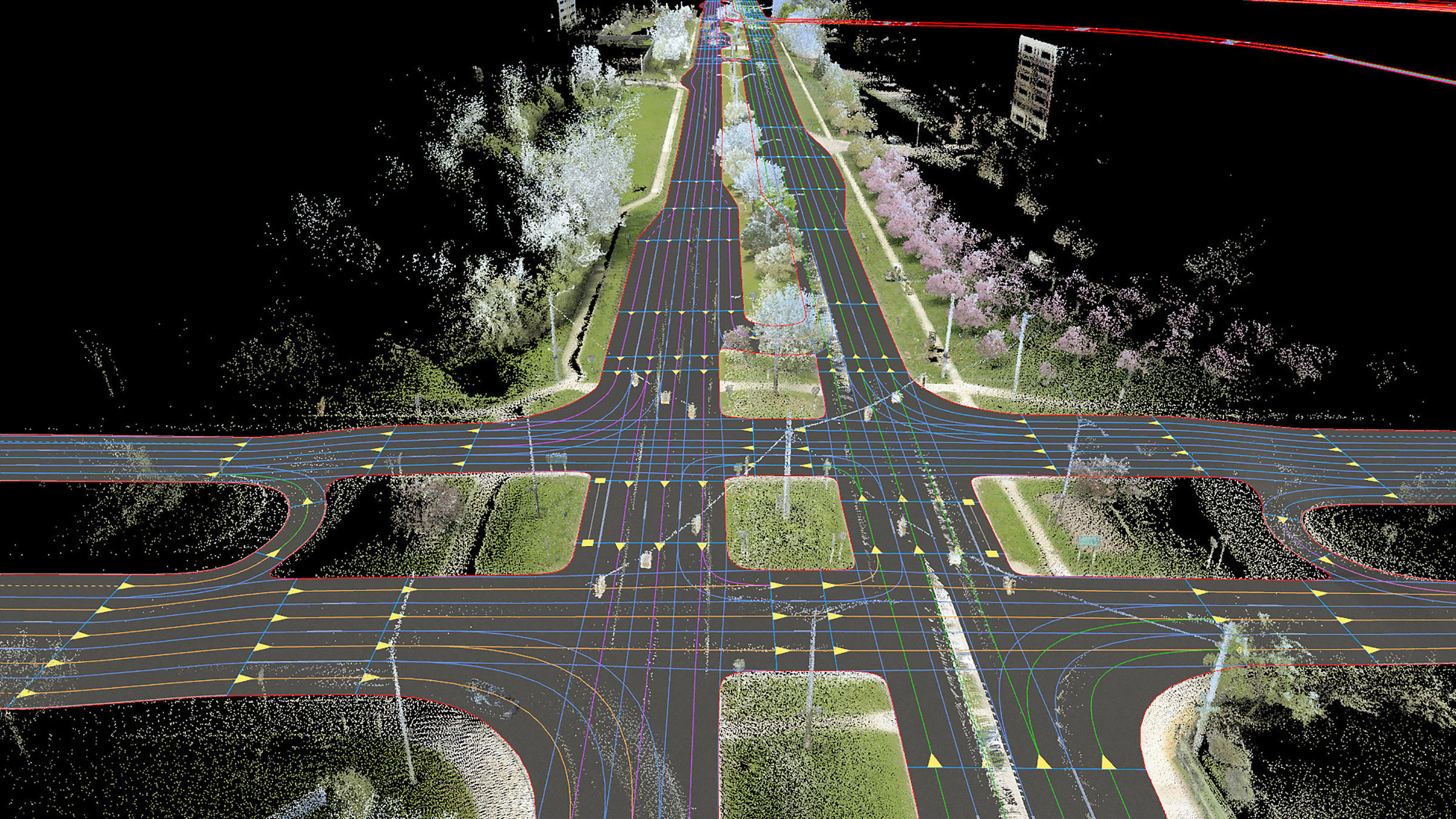 Die Zukunft ist HERE: Mobilität von morgen beginnt mit digitalen Echtzeit-Karten