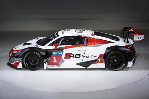 2016 Audi R8 LMS Cup with three service partners | Audi MediaCenter