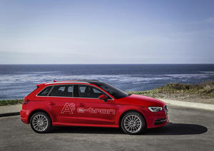AUDI AG: European sales up six percent in November