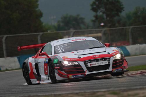 Saisonauftakt für Audi-Rennserie in Asien mit zahlreichen Neuheiten