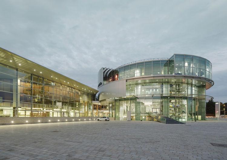 15 Jahre Audi Forum Ingolstadt