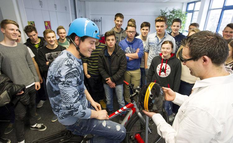 Verkehrssicherheitstage im Audi-Bildungszentrum