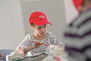 Kinderprogramm - Designwerkstatt – wie sieht mein Traumauto aus?