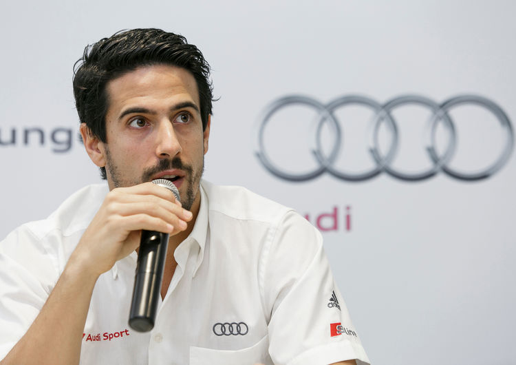 Press conference Audi Brazil