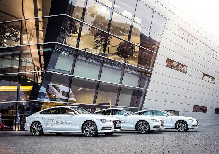 Audi setzt in Neckarsulm auf  Brennstoffzellen