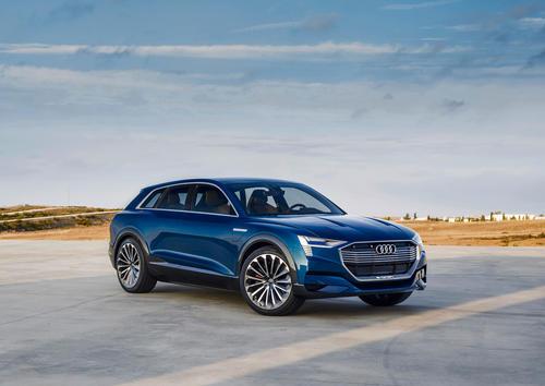 Audi Konzern investiert in die Zukunft