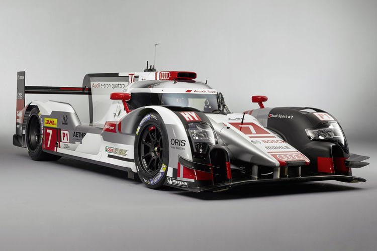 New Audi R18 e-tron quattro even more efficient