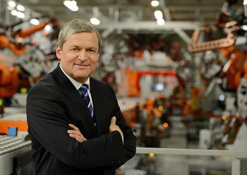 Helmut Stettner neuer Werkleiter